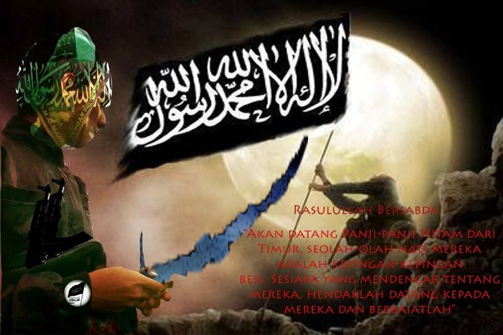 Sajak Panji-Panji Hitam (Raden Muhammad Bin Abbas At-Tamimi